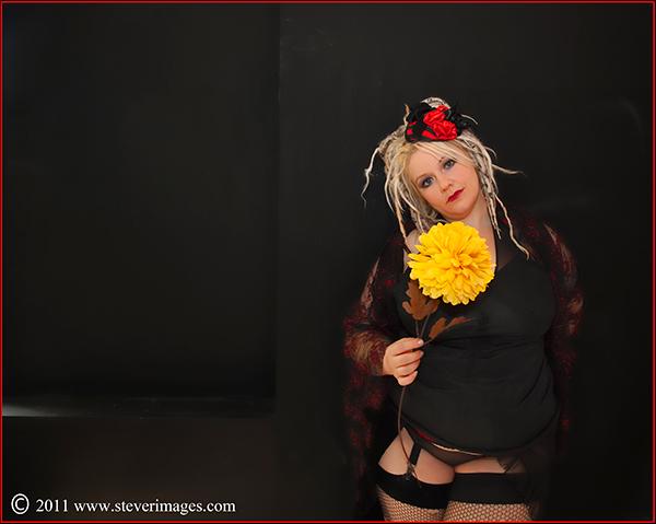 yellow flower, photo