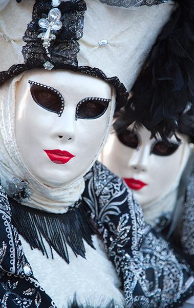 Venice Carnival, Venice, photo