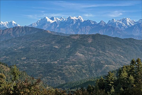 Himalayas, Nepal, photo