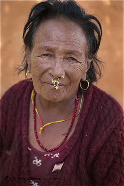 elderly Female portrait  , photo