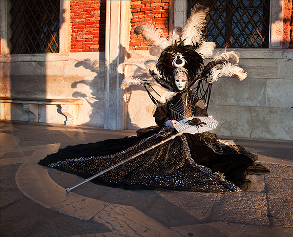 Venice Carnival, Spider Queen,Spider, Venice, photo