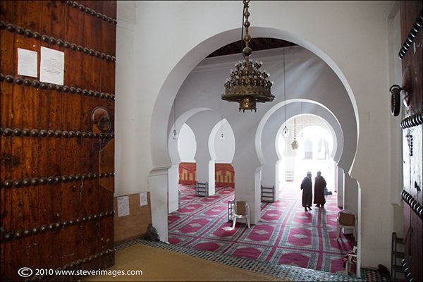 Another candid image. i wasn't allowed into the mosque but took this photo from the doorway.