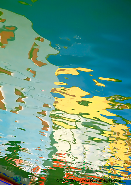 Venice, Water Reflections, Reflections