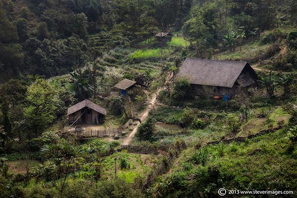 north Vietnam Countryside, photo